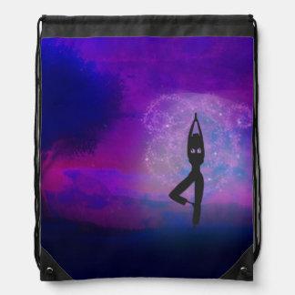 Mochila del lazo de la yoga de la meditación