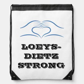 Mochila del lazo de Loeys-Dietz