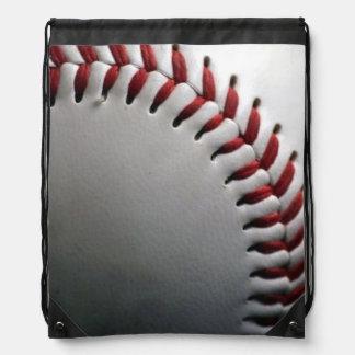 Mochila del lazo del béisbol