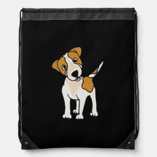 Mochila divertida de Jack Russell Terrier