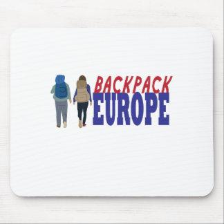 Mochila Europa Mousepad