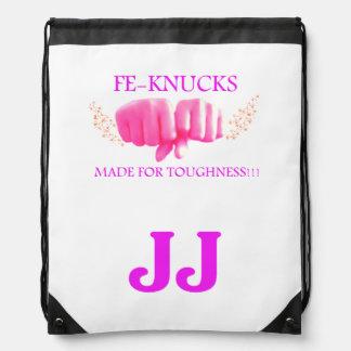 Mochila FE-Knucks (mujeres) (rosa)