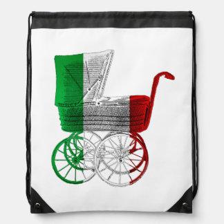 Mochila italiana del lazo del carro de bebé de la