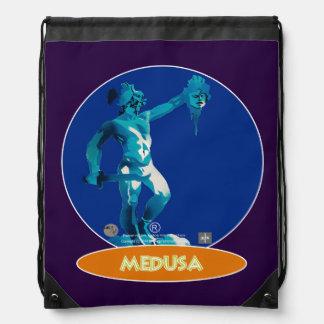 Mochila- Medusa Dibujante Mochila