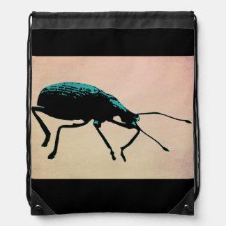 Mochila suave del lazo del escarabajo