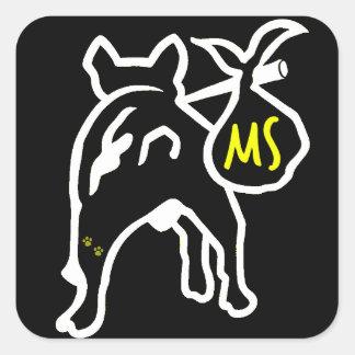 Mochilas Salvajes Sticker