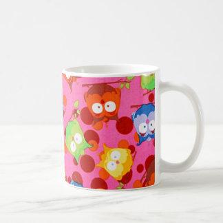 mochos de COM del padrão Taza De Café