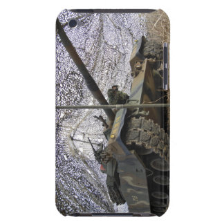 Mock aggressors from Republic of Korea 2 Barely There iPod Case