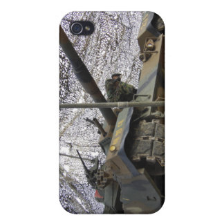 Mock aggressors from Republic of Korea 2 iPhone 4/4S Case