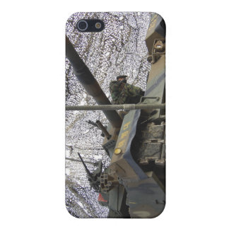 Mock aggressors from Republic of Korea 2 iPhone SE/5/5s Case