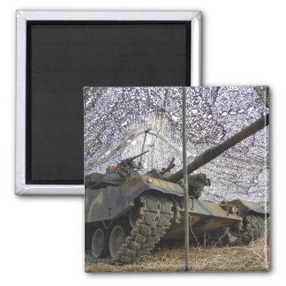 Mock aggressors from Republic of Korea 2 Magnet