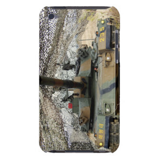 Mock aggressors from Republic of Korea Barely There iPod Cover