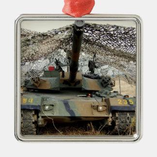 Mock aggressors from Republic of Korea Metal Ornament