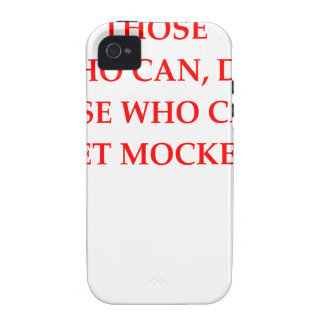 mock vibe iPhone 4 cases