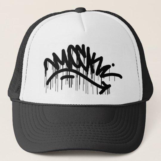 mock_drip trucker hat