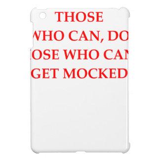 mock cover for the iPad mini