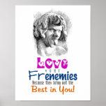 Mock Me Frenemies ~ Print / Poster