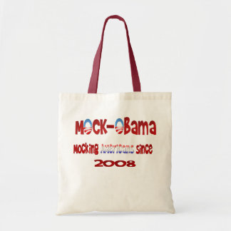 Mock-Obama Bag