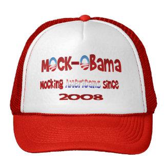 Mock-Obama Hat