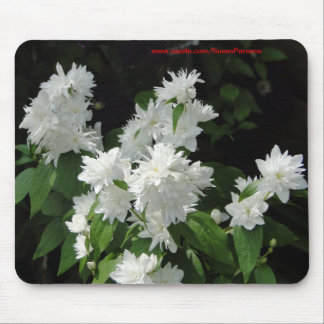 Mock Orange Mouse Pad