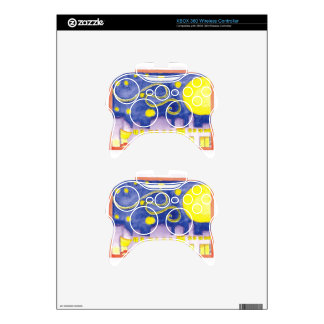 Mock Van Gogh Starry Night & Cafe Xbox 360 Controller Decal