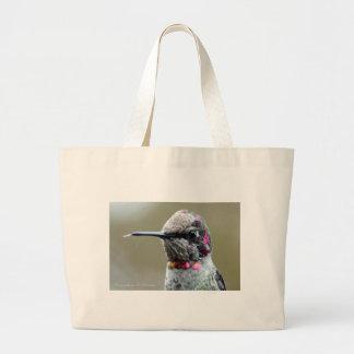 Mocking Hummingbird Tote Bag