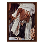 Mocking Of Christ  By Grünewald Mathis Gothart (Be Postcard