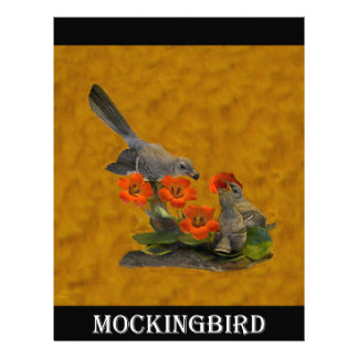 Mockingbird (Arkansas, Florida, Mississippi,Texas) Letterhead