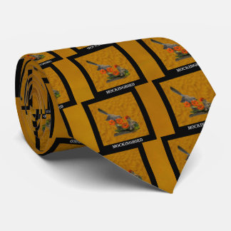 Mockingbird (Arkansas, Florida, Mississippi,Texas) Tie