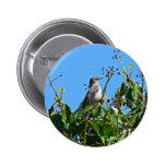 Mockingbird Button