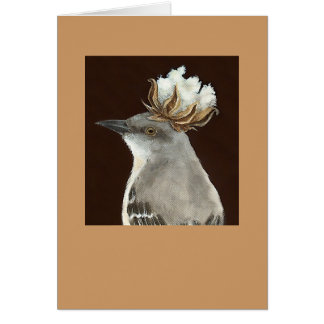 mockingbird card, Bucephelus Card