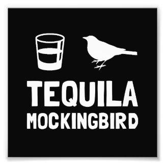 Mockingbird del Tequila Cojinete