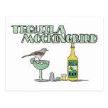Mockingbird del Tequila Tarjetas Postales