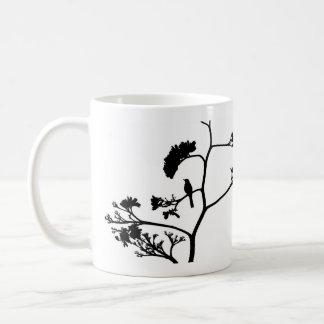 mockingbird en taza del maguey