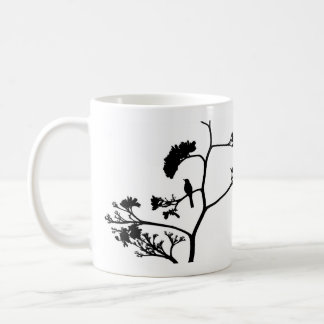 mockingbird in maguey mug