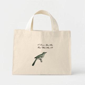 Mockingbird Mocking Tote Tote Bags