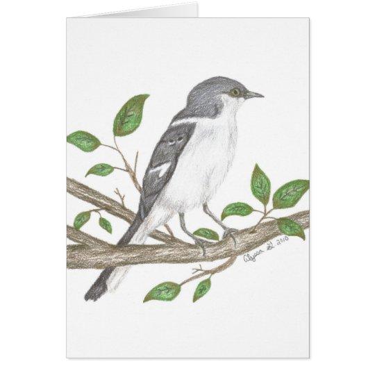 Mockingbird Note Card