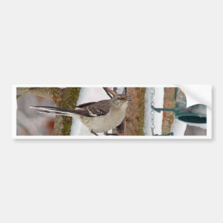 Mockingbird Pegatina Para Auto