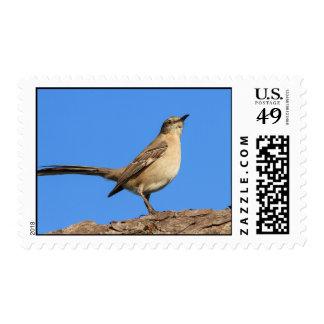 Mockingbird Profile Postage