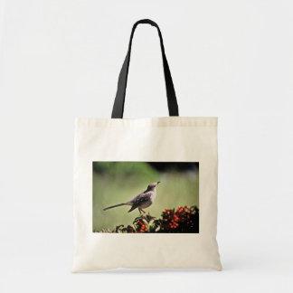 Mockingbird septentrional bolsa