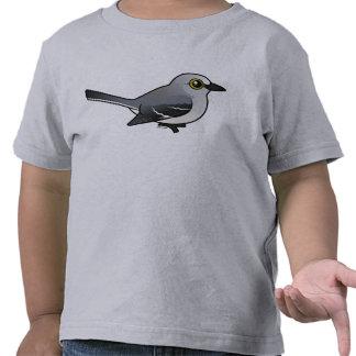 Mockingbird septentrional de Birdorable Camisetas