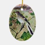 Mockingbird septentrional ornamente de reyes