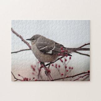 Mockingbird septentrional rompecabezas