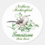 Mockingbird Tennessee State Bird Sticker
