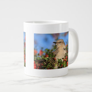 Mockingbird & Yaupon Berries Large Coffee Mug