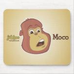 Moco Mousepad Alfombrilla De Ratón