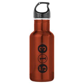 Mod 513 Area Code 18oz Water Bottle