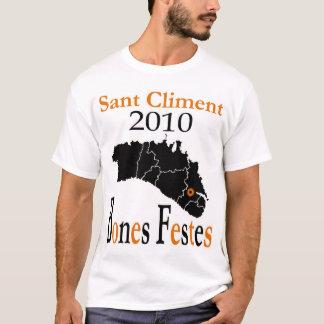 Mod.5 - SANT CLIMENT 2010 T-Shirt