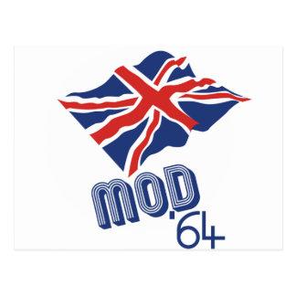 MOD 64 POSTAL