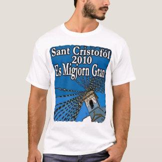 Mod.6 - IT IS MIGJORN - Sant Cristófol 2010 T-Shirt